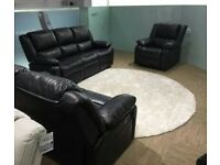 💠💠New Clearance Sale On Brand New CHICAGO RECLINER 3+2+1 SEATER SOFA In Different Colors💠💠
