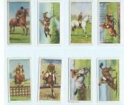 Cigarette Cards Lambert Butler