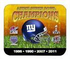 Giants Super Bowl Helmet