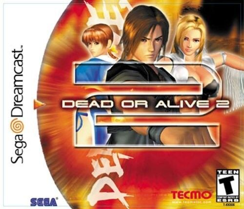 Dead or Alive 2 Sega Dreamcast Brand New