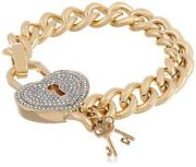 Heart Padlock Bracelet