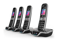 Dedicated BT Premium Call Blocking, block up to 100% of Nuisance Calls, digital answer machine.