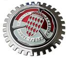Monaco Badge