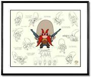 Looney Tunes Art