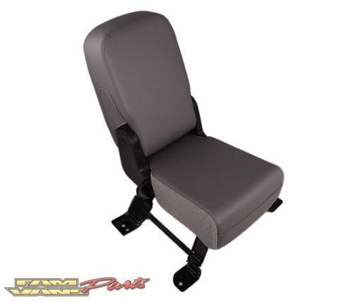 2011 Chevrolet Express 3500 Cargo Interior: Chevy Express Seat