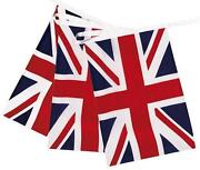 Union Jack Bunting Fabric