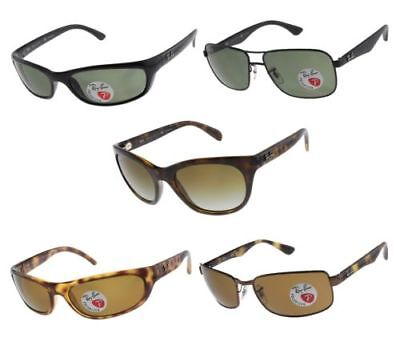 Ray-Ban Polarized Unisex Sunglasses