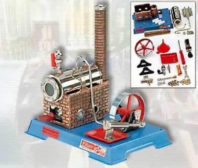 Wilesco Dampfmaschine D 5 Bausatz Dampfmaschine Wilesco 00005  X