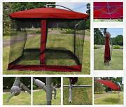 Patio Umbrella Net
