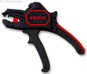 KNIPEX-12-62-180-WIRE-STRIPPER-SELF-ADJUSTING