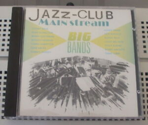 CD - Jazz-Club Mainstream Big Bands