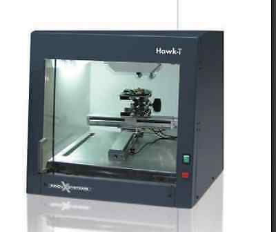 Innov X Hawk I X-ray Spectrometer Xrf Analyzer Elemental Mapping W Stage Micro
