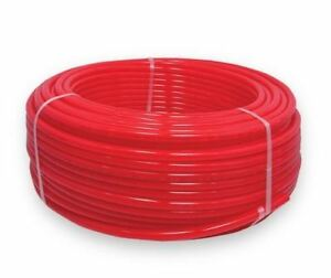 Tuyau de Pex barriere oxygene - Pex pipe for radiant heating