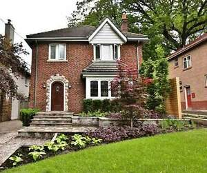 Forest Hill Luxury Home / 5 Min Yonge and Eglinton. $900