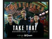 Take That Concert Tickets Dublin This May