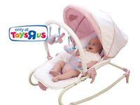 BabiesRUs baby bouncer/rocker chair