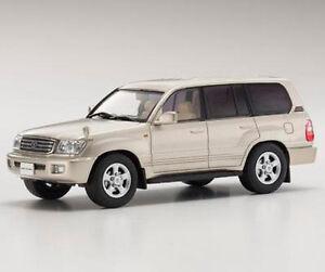 Toyota Land Cruiser 100 gold mica 1:43 Kyosho 03640GL - Poznan, Polska - Zwroty są przyjmowane - Poznan, Polska