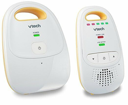 VTech Digital Audio Baby Monitor w/ Belt Clip, 1000ft Range (DM111)