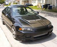 Honda Civic SIR Coupe 1995