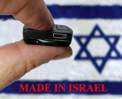 """Spy-IL1"" Israeli answer to Russian "" Edic-mini Tiny "" spy bug voice recorder !!"