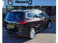 2015 Vauxhall Zafira Tourer 1.4T SE 5 door Auto Petrol Estate