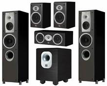 NEW JBL 5.1 Speakers and Subwoofer + 2 YRS Warranty Charnwood Belconnen Area Preview