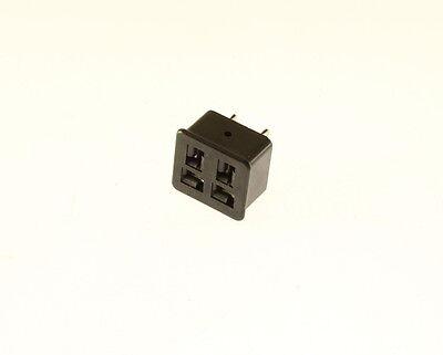2x Beau Cinch P5406CCT Jones 6 Pin Plug 38541-5406 Connector Cable Clamp Top