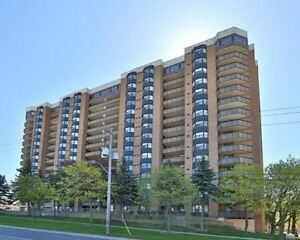 Welcome To This Bright Corner Penthouse 3 Bdrm/2 Bath,