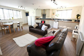 Room with ensuite in luxury 5 bedroom 6 bathroom apartment with 4 UoS students