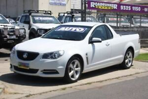 2017 Holden Ute VF II MY17 Ute White 6 Speed Sports Automatic Utility Altona North Hobsons Bay Area Preview