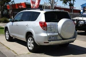 2007 Toyota RAV4 ACA33R Cruiser L Silver 4 Speed Automatic Wagon Altona North Hobsons Bay Area Preview