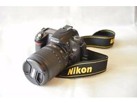 Nikon D80 DSLR Digital Camera + Zoom AF-S DX 18-105/3.5-5.6F ED VR + other accessories