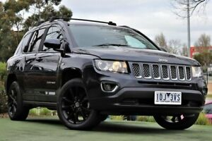 2014 Jeep Compass MK MY14 Limited Grey 6 Speed Sports Automatic Wagon Berwick Casey Area Preview