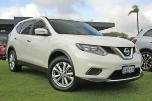 2015 Nissan X-Trail T32 ST White Constant Variable Wangara Wanneroo Area Preview