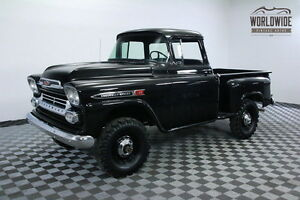 1955- 1959  Chevrolet, NAPCO truck wanted