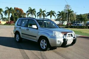 2006 Nissan X-Trail T30 II MY06 ST-S X-Treme Silver 5 Speed Manual Wagon Townsville Townsville City Preview