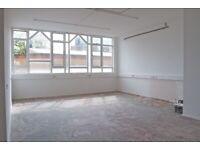 Studio A: Spacious Creative Studio / Workspace / Office Space / East London / Hackney