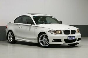 2010 BMW 123d E82 MY09 Crystal Pearl 6 Speed Automatic Coupe Bentley Canning Area Preview