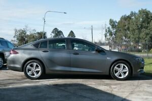 2018 Holden Commodore ZB MY18 LT Liftback Grey 9 Speed Sports Automatic Liftback Penrith Penrith Area Preview