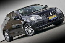 2010 Suzuki Kizashi FR XL Black 6 Speed Constant Variable Sedan Ferntree Gully Knox Area Preview