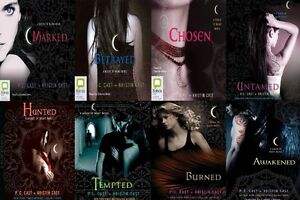 House of Night Series Book 1-11