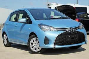 2015 Toyota Yaris NCP130R Ascent Aura 4 Speed Automatic Hatchback Blacktown Blacktown Area Preview