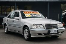 1999 Mercedes-Benz C180 W202 Classic Silver 5 Speed Automatic Sedan Ringwood East Maroondah Area Preview