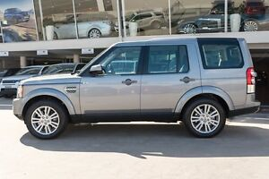 2011 Land Rover Discovery 4 Series 4 MY11 SDV6 CommandShift SE Grey 6 Speed Sports Automatic Wagon Brookvale Manly Area Preview
