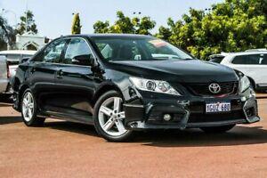 2014 Toyota Aurion GSV50R Sportivo ZR6 Black 6 Speed Sports Automatic Sedan