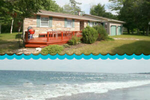 Sauble Beach Cottage for Rent (1 week left in august)