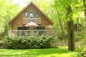 Pet Friendly Cottage on Big Clear Lake available this summer!