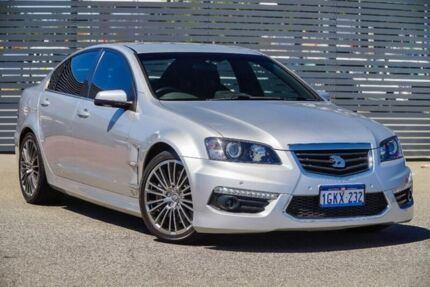 2011 Holden Special Vehicles Senator E Series 3 Signature Silver 6 Speed Sports Automatic Sedan