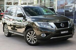 2015 Nissan Pathfinder R52 MY15 ST X-tronic 2WD 1 Speed Constant Variable Wagon Blacktown Blacktown Area Preview