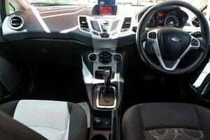 2012 Ford Fiesta WT LX PwrShift Silver 6 Speed Sports Automatic Dual Clutch Hatchback Minchinbury Blacktown Area Preview